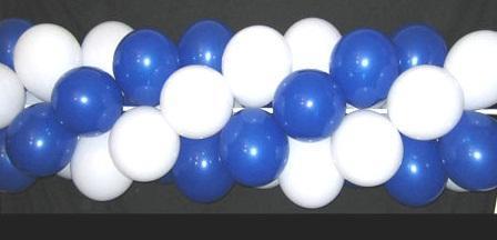Как сделать гирлянду из шаров своими руками пошаговая