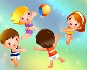 Игры для дошкольников подвижные игры